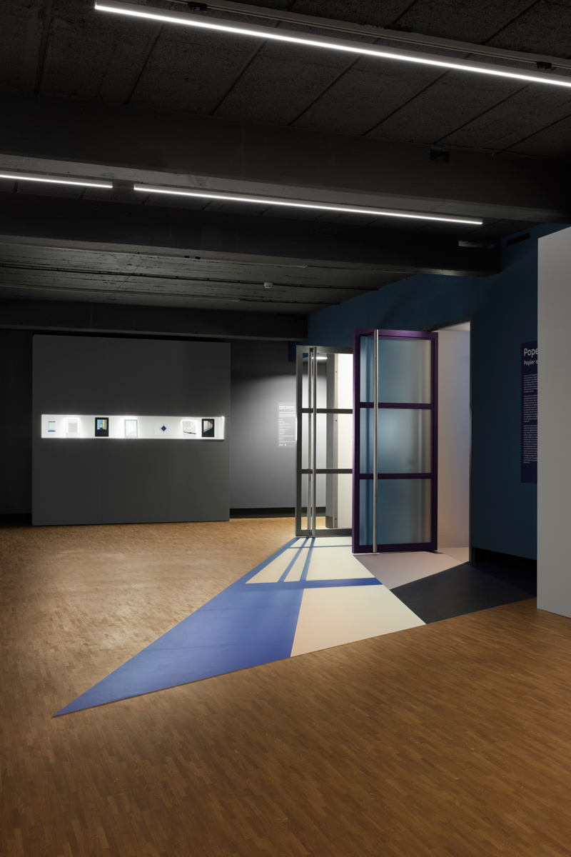 tentoonstelling in fotomuseum Den Haag, door iwaarden