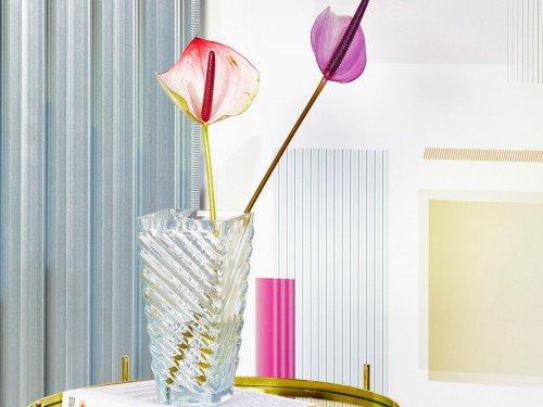 Iwaarden artwork - design - print op behang - Fem Studio