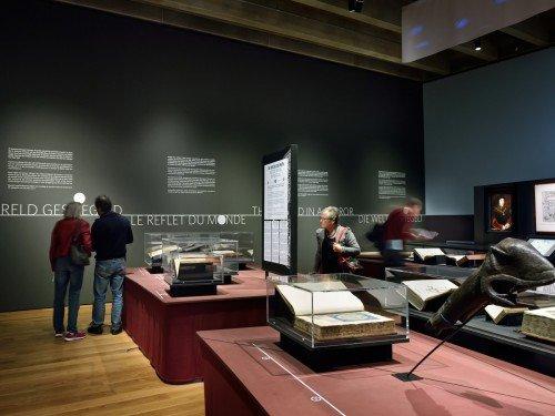 Iwaarden, artwork, expositions, exhibits, tentoonstelling, de wereld gespiegeld