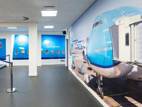 signing - xl printing, groot formaat printen, landstede Zwolle, wallcovering, wanddecoratie
