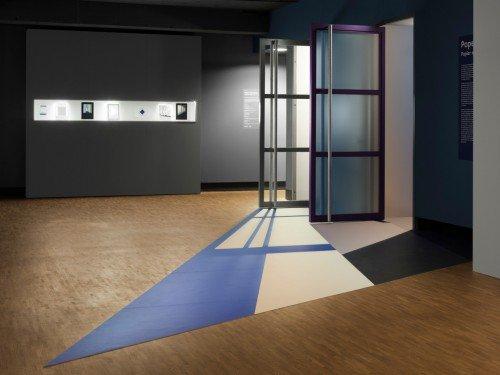 Iwaarden interieur - Floor graphics - vloerdecoratie - print op vloer - vloersticker