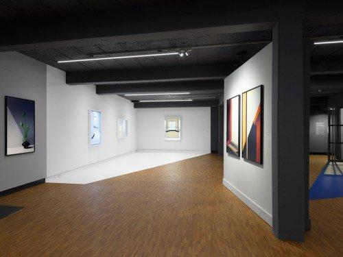 tentoonstelling van Popel Coumou in het fotomuseum in Den Haag. Tentoonstelling opgezet door Iwaarden