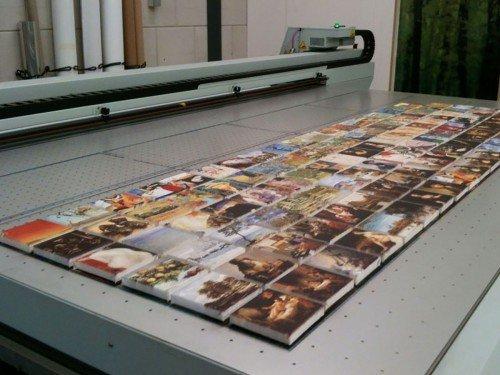 Groot formaat print op plaat, Print-to-plate, Rechtstreeks printen op plaat