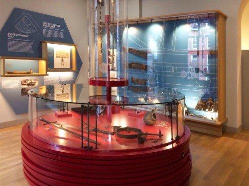 Signage, bewegwijzering en wanddecoraties voor de inrichting van Musea Zutphen, signing, wayfinding and wallcoverings