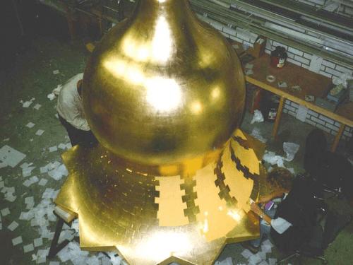 Projecten, gilding, vergulden gouden ei van Columbus, PNG signing, Iwaarden