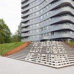 artwork, art projects, the key is under the doormat. by iwaarden. concrete