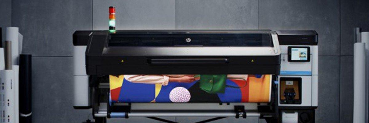 Nieuws iwaarden, Nieuwe milieuvriendelijke printer, HP Latex 800W