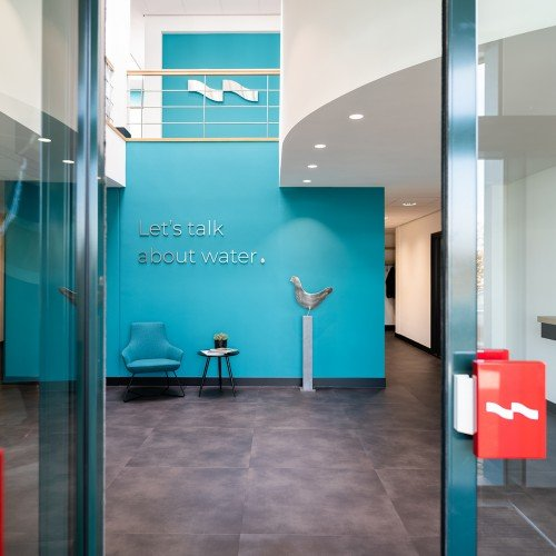 Iwaarden project Impex Barneveld, signing, wayfinding, exterior signage and vehicle graphics