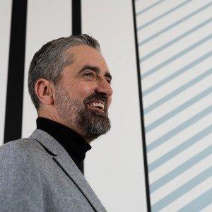 Michel Oosterhout, Project manager bij Iwaarden